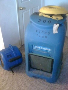 flood-dehumidifier