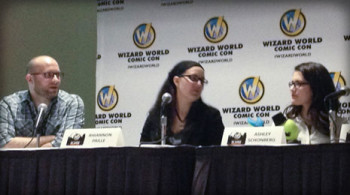 Wizard World St. Louis panel
