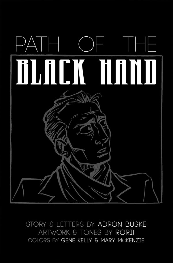 Path of the Black Hand