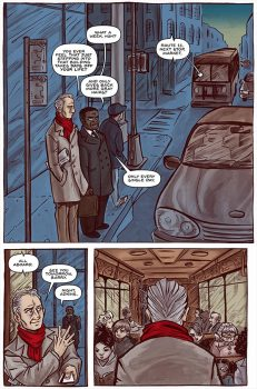 Path of the Black Hand page 1