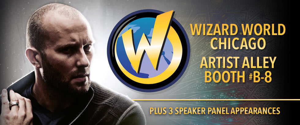 Wizard World Chicago Comic Con 2014