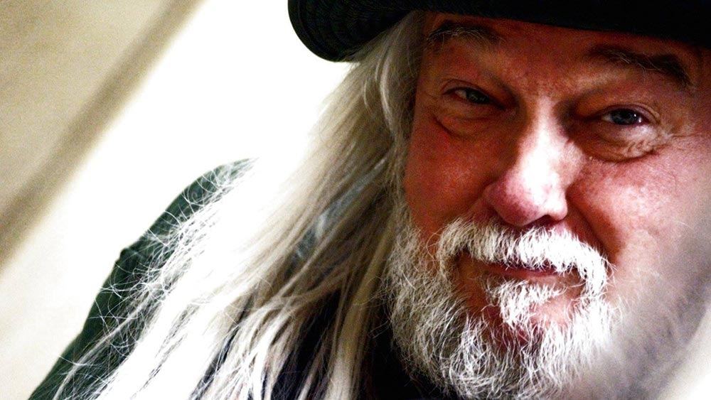 Bruce Logsdon - Self-Portrait