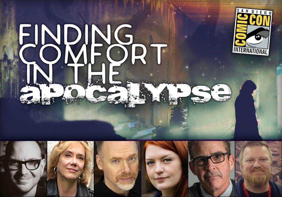 Finding Comfort in the Apocalypse - San Diego Comic-Con 2018