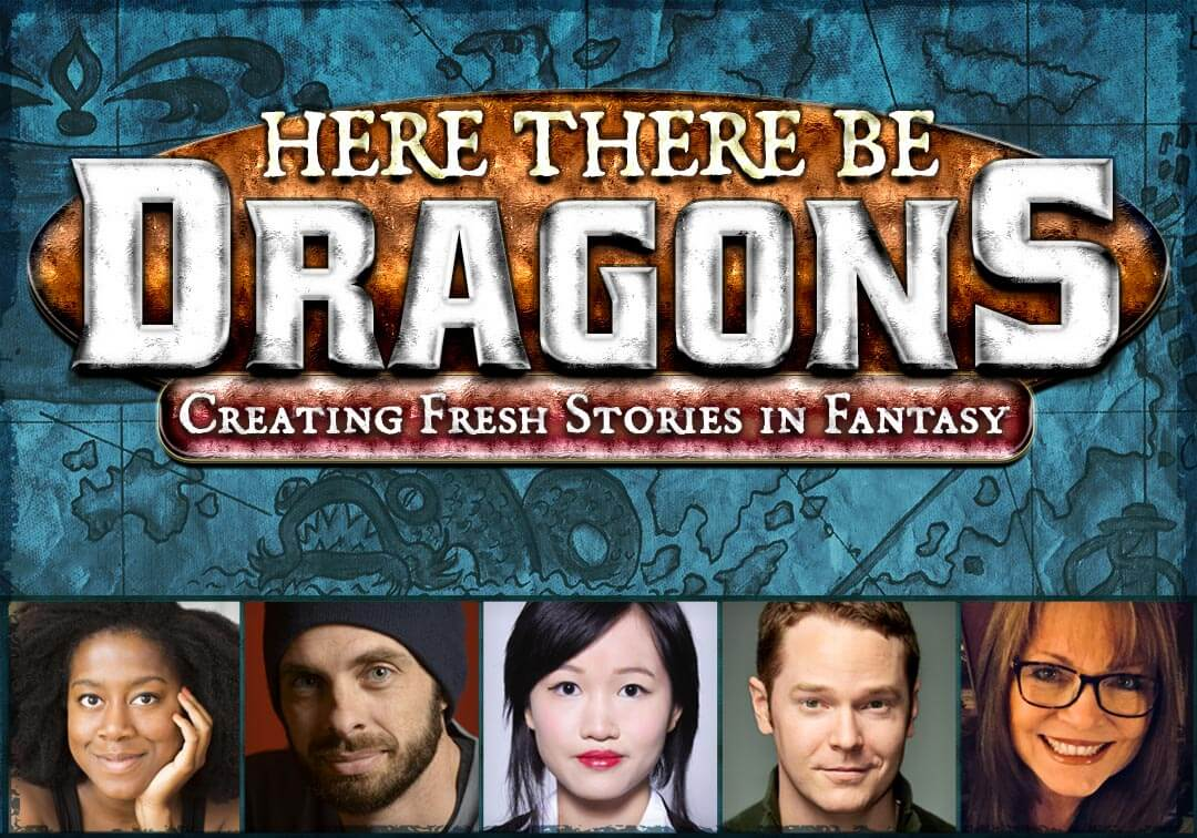 Here There Be Dragons - San Diego Comic-Con 2018