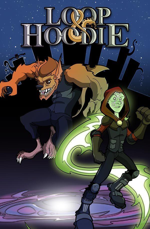 Loop & Hoodie