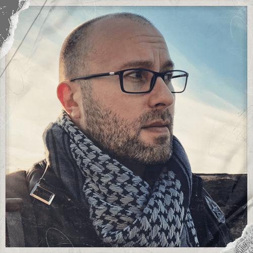 Adron Buske — website intro photo