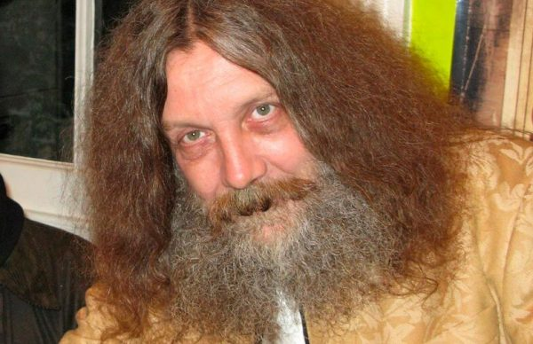 Alan Moore, comic creator and writer of Watchmen, V for Vendetta, Swamp Thing, and Lost Girls —interview by Adron Buske