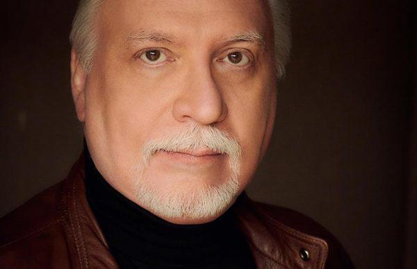 Author and screenwriter J. Michael Straczynski