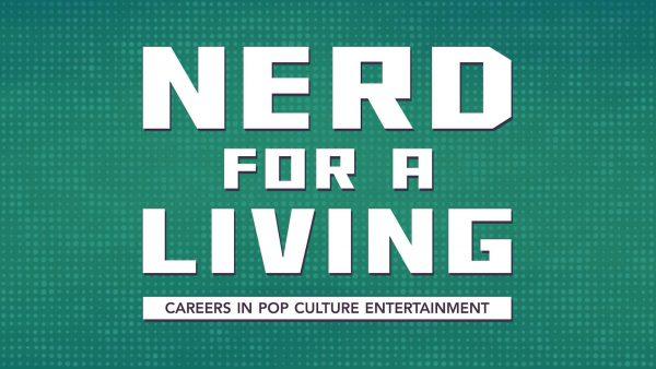 Nerd For A Living widescreen logo